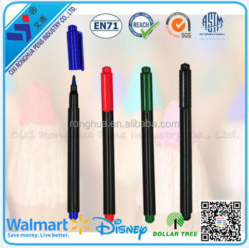 Hot selling Non-toxic colourful sign pen