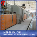 lvjoe brand gypsum board manufacturing plant (golden supplier for 11 years)