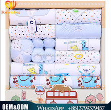 Infant toddler clothes newborn baby clothing 0-3 birthday outfits cotton boys and girls gift sets