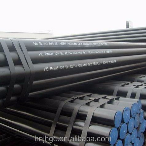 Seamless Carbon Steel Pipe for Gas and Oil Transportation