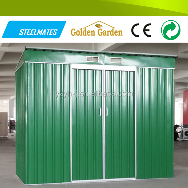 hot sale factories prefab sheet metal houses price