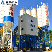 Mobile cement building concrete machinery hot asphalt batching mixing plant