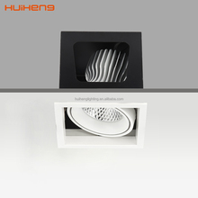 Adjustable Dimmable 10W 15W 20W 30watt led Grille Square Downlight