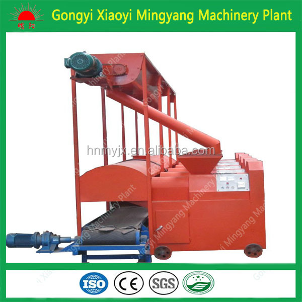 Best price high yield wood sawdust rod briquette making machine for sale