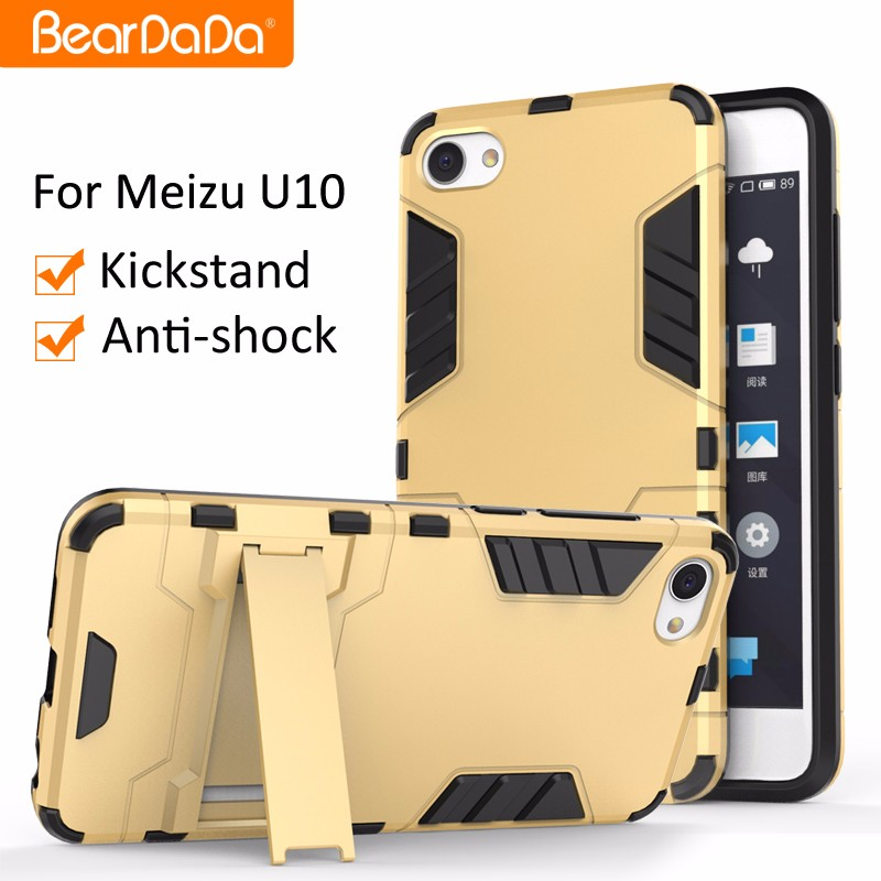 PC With TPU Perfect Combination case for meizu <strong>u10</strong>