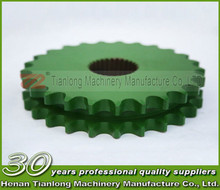 Customized transmission roller chain driven sprocket