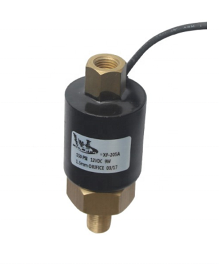 2 way electric solenoid valve