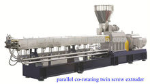 plastic pellets manufacturing machine for recycling extrusion granules