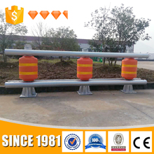 Plastic protection roadway barriers / safety rolling barrier