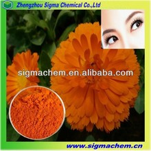 Large Stock Food Grade Lutein And Zeaxanthin From Marigold For Protecting Eyesight