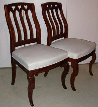 Gothic Revival Chairs