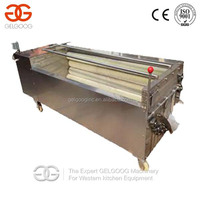 Fruit and Vegetable Cleaning and Peeling Machine