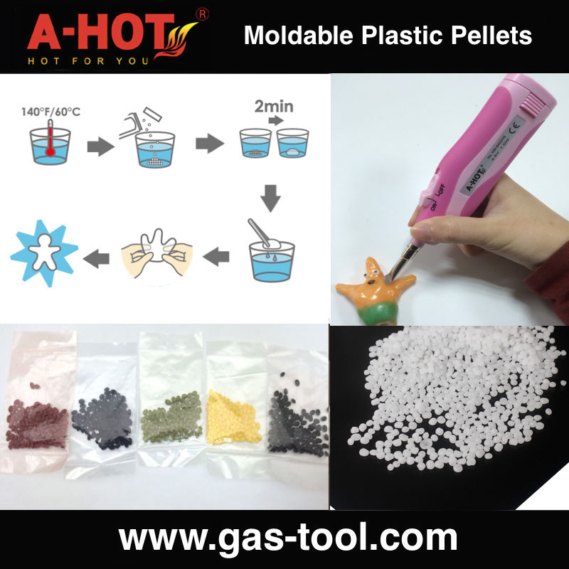 Heat Instamorph Plastimake Polymorph with Craft Tool