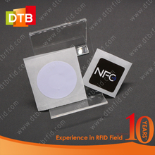 NTAG215 Rewristable Small Waterproof NFC Tag