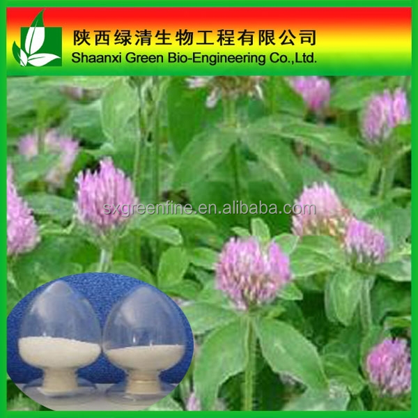 Isoflavones /red Clover Extract_formononetin_485-72-3 / Organic Red Clover Extract