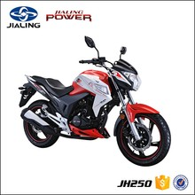 Best quality 250cc motorcycles with certificate