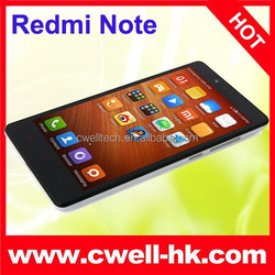 XIAOMI Redmi Note LTE 4g Smart Phone 5.5 inch Quad Core Android 4.4 Mobile Phone with Dual SIM GSM WCDMA 4G Lte Smartphone GPS