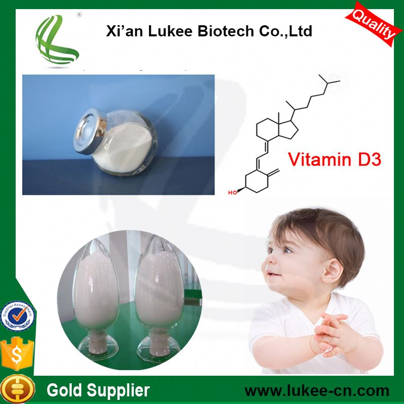 China Vitamin D3 Health Food Vitamin D3 Poultry Feed
