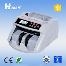 Counterfeit Fake Money Counter Note Bill Cash Banknote Currency detector counting machine for sale Counter Detecor