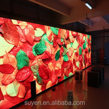 China programmable led video panel p3 p4 stage background /commercial/church led screen