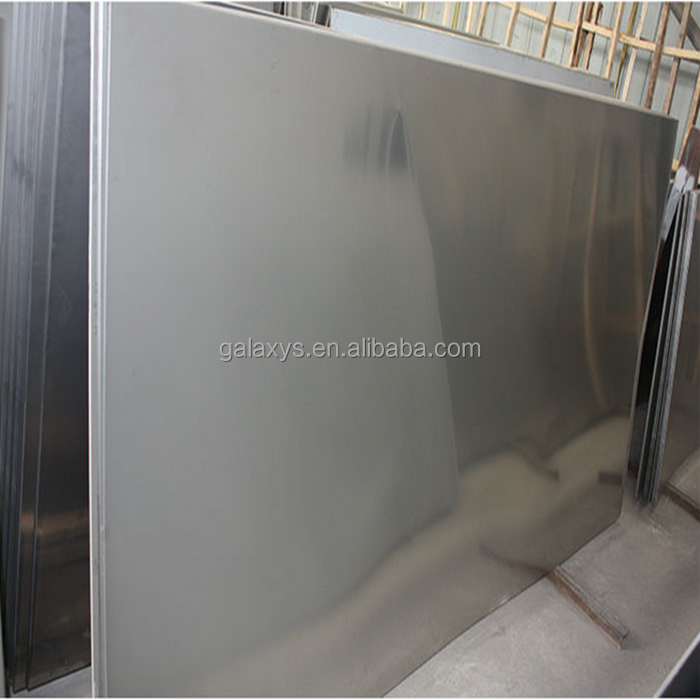 High quality construction material 4X8 stainless steel sheet 304 price list