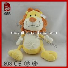 New plush toy for kid gift wholesale custom animal plush lion king stuffed toy