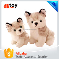 Big and Small Plush Stuffed Dog Toy