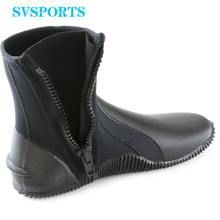 SVSports Water Sport Premium Neoprene 5mm waterproof diving boots