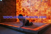 Himalayan Natural Rock Salt Cave and Rooms