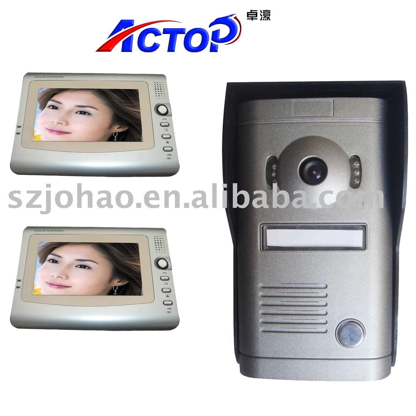 Wired Video Doorphone 310+209