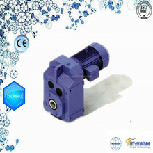 ChangZhou Machinery F Series speed-up gearbox for wind turbine generator
