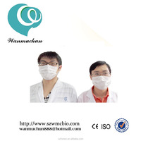 Disposable non woven high quality masks face with ear loops