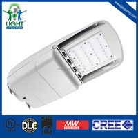 cUL UL DLC CE LED Street Light 100-277V 347-480V 25W-100W 5YEARS WARRANTY