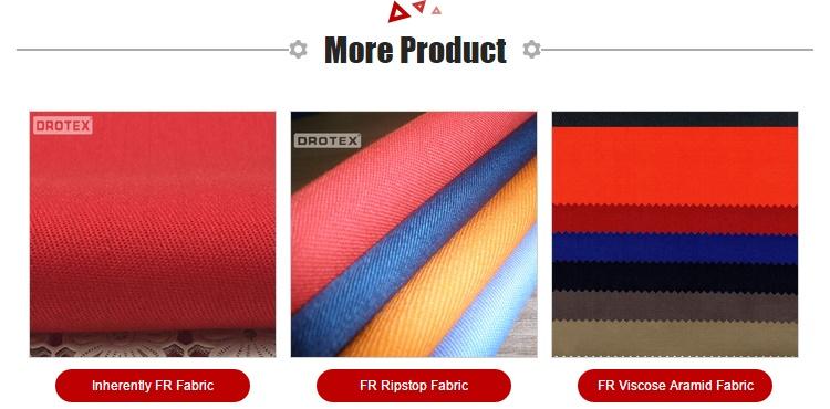 100 cotton flame retardant anti static fabric,waterproof fire retardant cotton  fabric