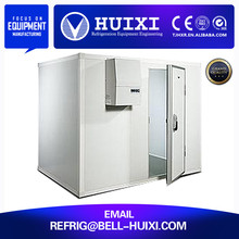large vegetables sus steel industrial cold room freezer