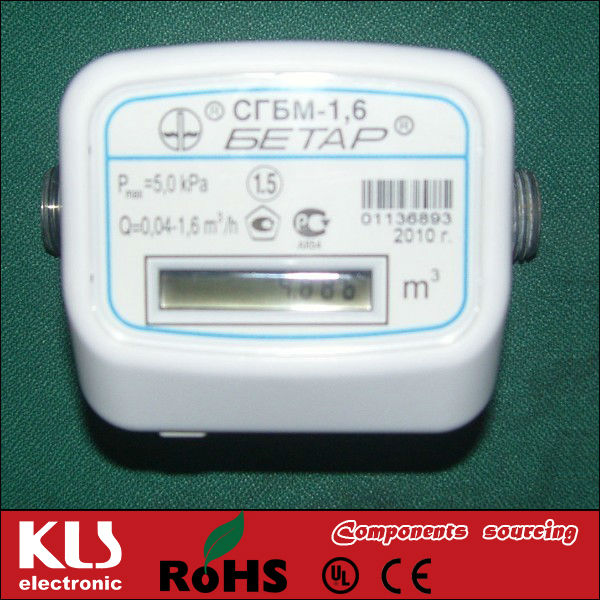 Good quality smart gas meter accessories UL CE ROHS 724 KLS brand