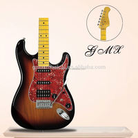 Wholesale alder body maple neck the electric guitar wholesale, guitar foreign importer