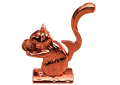 Rose Gold Squirrel Nut Cracker new color