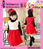 Alibaba Best Selling Baby Girl Winter Dresses Beautiful Designs Baby Girl Winter Dresses