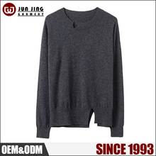 China supplier latest winter korean style wool sweater design for girl