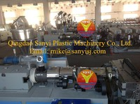 2015 New PVC Foam Board Production Line/Green & Recyclable Board for Decoration/Double Conical Screw Extruder