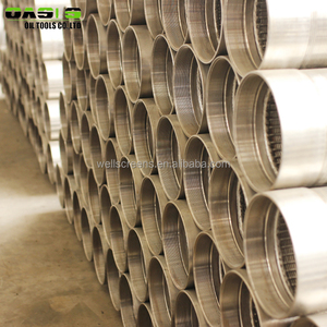 8 5/8inch Water Well Wedge Wire Screes/Rod Based Screens
