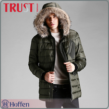2016 winter clothes modern style comfortable padded coat for men