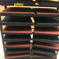 Outdoor Safety Rubber Floor Tile For