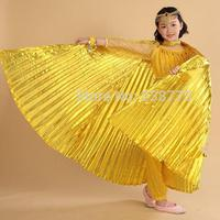 2016 New arrivals polyester belly dance isis wings children belly dancing wings of isis with 3 colors 110cm