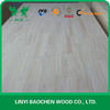 Pine Finger joint board 12mm / Pine Finger Jointed Board used for Cabinet