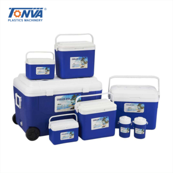 China Plastic Making Machinery Supplier of  Ice Cooler Box Blow Molding Machine Price