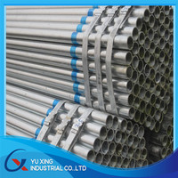 GI pipe manufacturer all size/specification/gi pipe standard length
