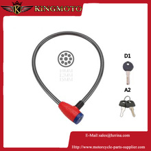 Motorcycle alarm disk brake lock for hot sale and high quality KM16011907