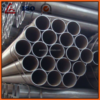 Hot selling!!! Prime quality cold rolled/hot rolled carbon black steel pipe wholesale